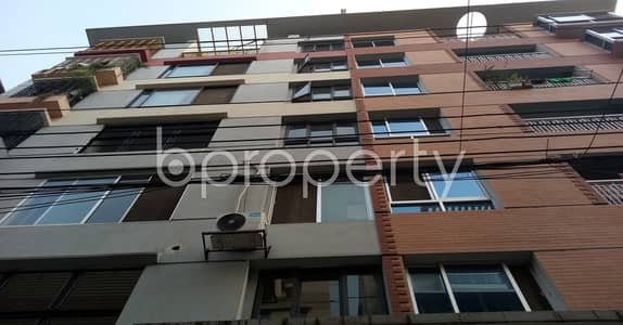 2 Bedroom Flat for Rent in Mirpur, Dhaka - This 1200 Sq Ft Apartment Comprises Of A Bright Living For You At Mirpur DOHS