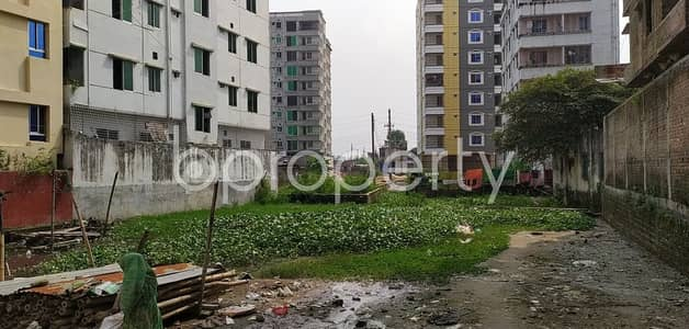 Plot for Sale in Badda, Dhaka - Have A Look At This 3.5 Katha Residential Plot Which Is Up For Sale Located At East Vatara, Badda
