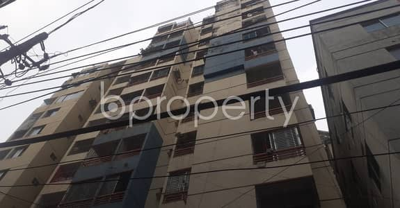 3 Bedroom Apartment for Rent in Dhanmondi, Dhaka - Well-constructed 1555 SQ FT home is now offering to you in Dhanmondi for rent