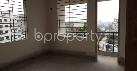 2 Bedroom Flat for Sale in Mirpur, Dhaka - A 850 Sq Ft Flat Is Up For Sale In A Well Secured Location Of West Shewrapara