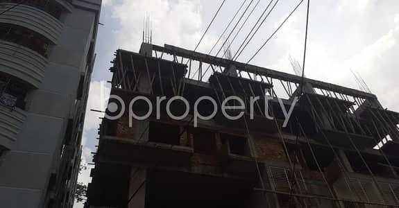 বিক্রয়ের জন্য BAYUT_ONLYএর অ্যাপার্টমেন্ট - হালিশহর, চিটাগাং - Well Designed 1300 Sq Ft Residential Flat Is There For Sale At Halishahar Housing Estate