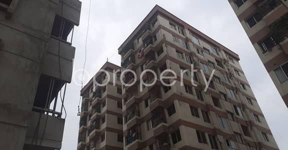 ভাড়ার জন্য BAYUT_ONLYএর ফ্ল্যাট - হালিশহর, চিটাগাং - Modern And Bright 1100 Sq Ft Apartment Is Vacant For Rent At North Halishahar