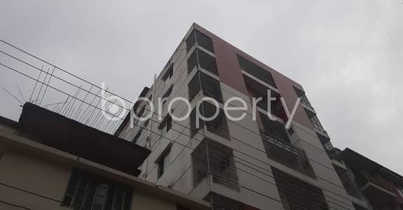 ভাড়ার জন্য BAYUT_ONLYএর ফ্ল্যাট - হালিশহর, চিটাগাং - Look Into This 1400 Sq Ft Flat For Rent, Is Located In Halishahar Housing Estate