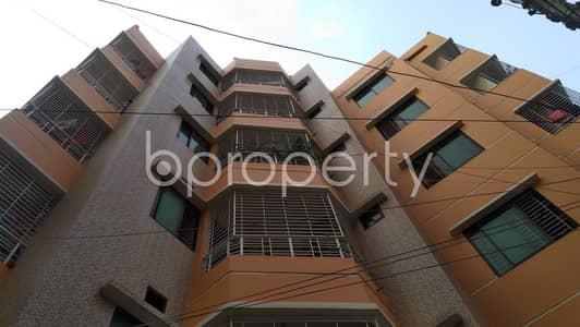 2 Bedroom Flat for Rent in Ibrahimpur, Dhaka - Establish Your Peace In This Nice 850 Sq Feet Apartment For Rent At Munshi Bari Road, North Ibrahimpur