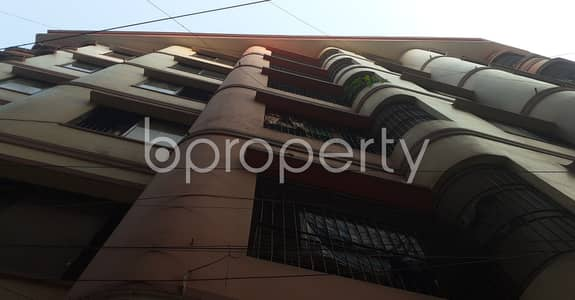 2 Bedroom Flat for Rent in Banasree, Dhaka - Your Dream Home Including 2 Bedroom Is Ready To Be Rented At Banasree Close To New Ideal School