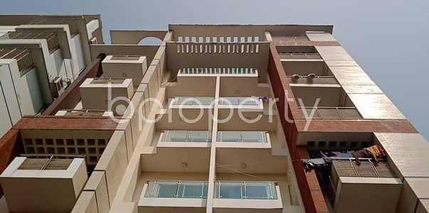 3 Bedroom Apartment for Rent in Aftab Nagar, Dhaka - 1250 SQ FT residential apartment is prepared to get rented at Aftab Nagar