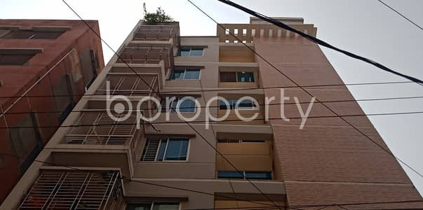 3 Bedroom Flat for Rent in Aftab Nagar, Dhaka - Make this 1600 SQ FT rental family residence yours located at Aftab Nagar