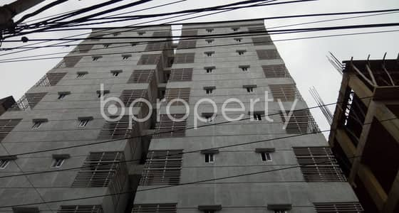3 Bedroom Apartment for Rent in Bakalia, Chattogram - An Adequate Residence Is Up For Rent In 19 No. South Bakalia Ward With Satisfactory Price