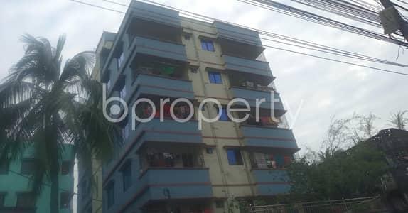 ভাড়ার জন্য BAYUT_ONLYএর ফ্ল্যাট - ডাবল মুরিং, চিটাগাং - This 1200 Sq Ft Flat Is Up For Rent In 25 No. Rampur Ward With A Lovely View