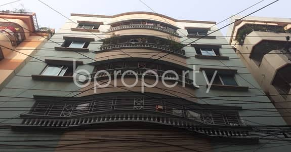 3 Bedroom Apartment for Rent in Banasree, Dhaka - A Contemporary Cozy Flat Of 1200 Sq Ft Is Up For Rent Is Situated In Banasree Block B