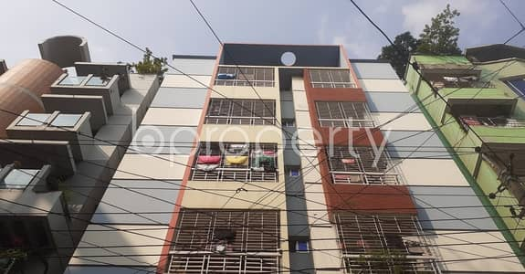 2 Bedroom Apartment for Rent in Uttara, Dhaka - In This Serene Neighborhood Of Sector 11, Uttara A 900 Sq Ft Flat Is Up For Rent