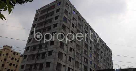 বিক্রয়ের জন্য BAYUT_ONLYএর ফ্ল্যাট - গাজীপুর সদর উপজেলা, গাজীপুর - 1240 Sq Ft Ready Flat For Sale In Gazipur, Joydebpur With Perfectly Planned Bedrooms