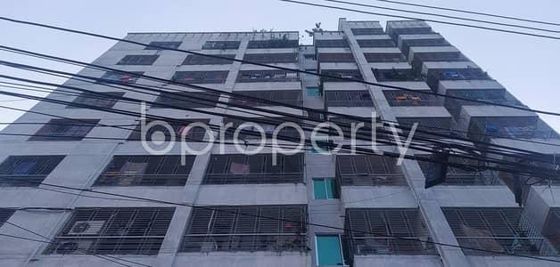ভাড়ার জন্য BAYUT_ONLYএর ফ্ল্যাট - বাড্ডা, ঢাকা - Rent This 1000 Sq Ft Residential Flat In Badda, Nurer Chala For A Nice Home Experience