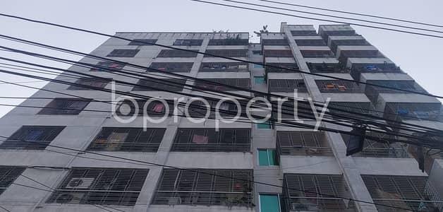 ভাড়ার জন্য BAYUT_ONLYএর অ্যাপার্টমেন্ট - বাড্ডা, ঢাকা - Take A Glimpse Of This 1000 Sq Ft Flat For Rent In Badda, Nurer Chala