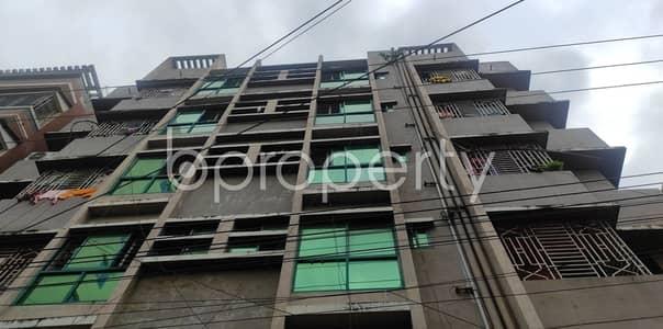 ভাড়ার জন্য BAYUT_ONLYএর অ্যাপার্টমেন্ট - বায়েজিদ, চিটাগাং - Develop Your Lifestyle By Renting A 800 Sq Ft Flat In Bangladesh Co-operative Housing Society