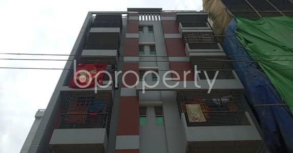 2 Bedroom Flat for Rent in Bakalia, Chattogram - Move Into This Flat And Turn Your Days Refreshing In This 950 Sq Ft Flat For Rent In Bakalia