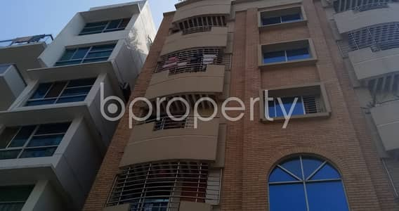 3 Bedroom Flat for Rent in Bashundhara R-A, Dhaka - Establish Your Peace In This Nice 1500 Sq Feet Apartment For Rent At Block F, Bashundhara R-a