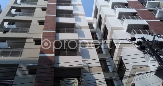 3 Bedroom Flat for Rent in Bashundhara R-A, Dhaka - 1345 Square Feet Apartment With 3 Bedrooms For Rent In Bashundhara