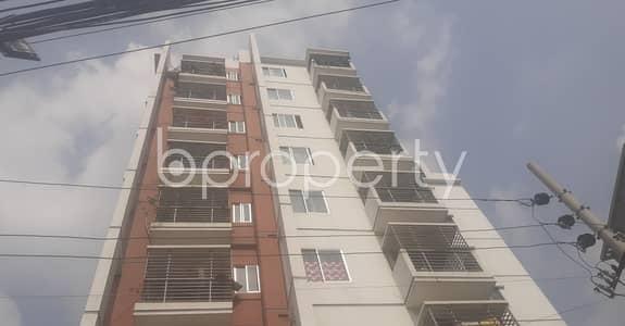 বিক্রয়ের জন্য BAYUT_ONLYএর ফ্ল্যাট - বাড্ডা, ঢাকা - 950 Sq Ft Apartment Is Available For Sale In Badda With Nice Rooms