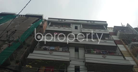 1 Bedroom Apartment for Rent in Uttara, Dhaka - Looking For A Small Family Home To Rent In Sector 13, Uttara Check This One