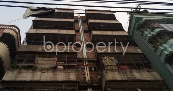 2 Bedroom Flat for Rent in Mirpur, Dhaka - This Flat Of 650 Sq Ft Is Ready To Serve You With A Peaceful Environment At Arambag Residential Area, Pallabi
