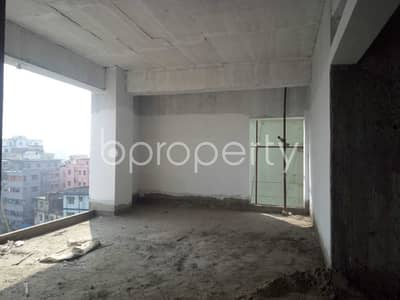 Office for Sale in Sholokbahar, Chattogram - Set Up Your New Office In The Location Of Bahaddarhat Nearby Agrani Bank Limited For Sale.