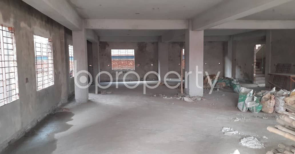 This 2640 Sq. Ft Office Space For Rent Located In Mirpur Near To Mirpur 11 Central Jame Masjid
