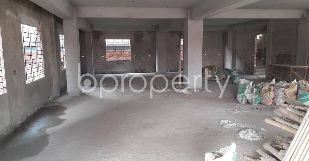 An Office Space Is Available For Rent Located In Mirpur Near To Mirpur 11 Central Jame Masjid