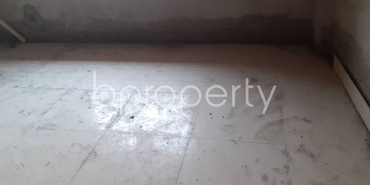 Make this 1150 SQ FT flat your next residing location, which is up for sale in Agargaon near Momtaz Mansion Jame Masjid