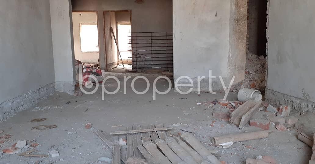 Nice Flat Is Up For Sale In Golapbag Near Maniknagar Model High School