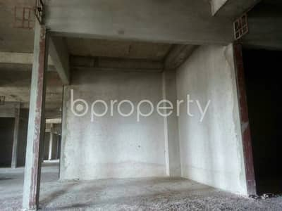 Shop for Sale in Double Mooring, Chattogram - This Nice Shop In South Agrabad Is Now For Sale Nearby Chotopole Masjid