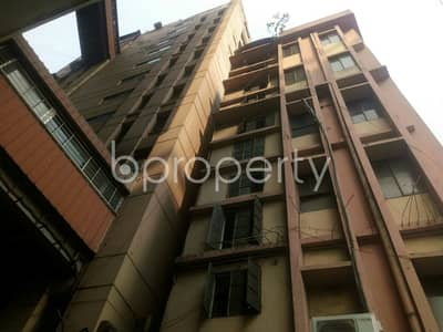 Office for Rent in Kakrail, Dhaka - Check This Commercial Space Located In Kakrail Vacant For Rent Near Trust Bank Limited