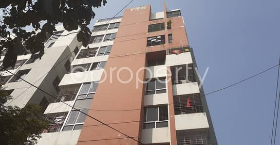 3 Bedroom Apartment for Rent in Mohammadpur, Dhaka - Completely Suitable And Ready Flat For Rent In Mohammadpur Near Al-amin Jaame Masjid