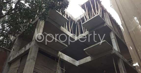 At West Dhanmondi Nice Flat Up For Sale Near Jafrabad Government Primary School