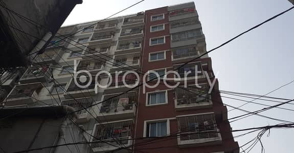 2 Bedroom Flat for Sale in Jatra Bari, Dhaka - Visit This Apartment For Sale In North Donia Near Adarsha School.