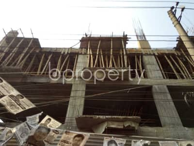 3 Bedroom Apartment for Sale in Lalbagh, Dhaka - An Apartment Is Up For Sale In Shahid Nagar Near Baitul Aman Jame Masjid.