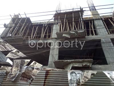 3 Bedroom Apartment for Sale in Lalbagh, Dhaka - See This Apartment Is Up For Sale In Shahid Nagar Near Baitul Aman Jame Masjid.