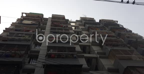 3 Bedroom Flat for Sale in Maniknagar, Dhaka - An Apartment Is Ready For Sale At Maniknagar, Near Baitul Falah Jame Masjid