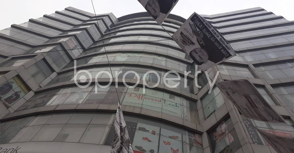 A Shop Is Up For Rent In Shyamoli Near The City Bank Limited