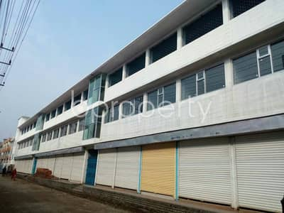 Shop for Sale in Bayazid, Chattogram - In Bayazid Near Cantonment General Hospital, A Shop Is Ready And Vacant For Sale.