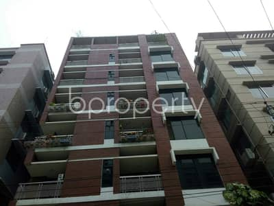 A Nice Flat With Four Bedroom Is Up For Sale In Mirpur Dohs, Avenue 11.