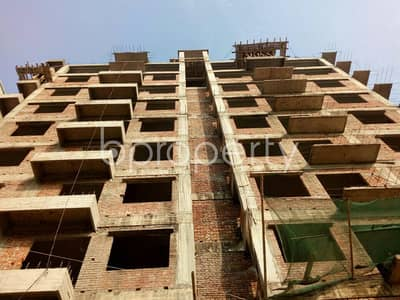 3 Bedroom Flat for Sale in Cantonment, Dhaka - An Apartment Is Up For Sale At Cantonment Near Balughat High School & College.