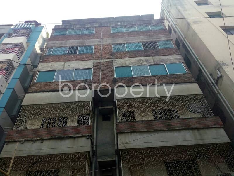 An Office Space Is Vacant For Rent In Mirpur Near To Doctor Muhammad Shahidullah Adarsha Uchcha Madhyamik Bidyapith