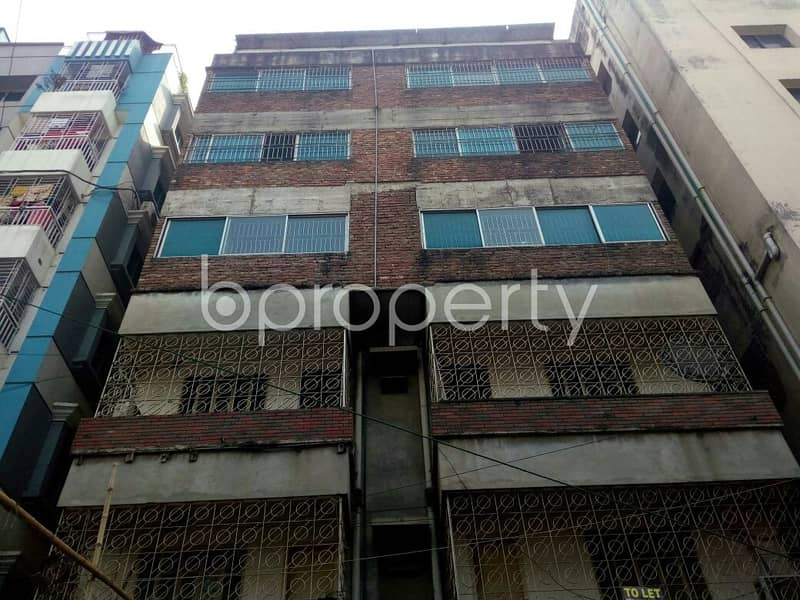 See This Office Space For Rent Located In Mirpur Near To Doctor Muhammad Shahidullah Adarsha Uchcha Madhyamik Bidyapith