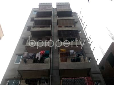 An Apartment Which Is Up For Sale At Meradia Near To Meradia Kacha Bazar