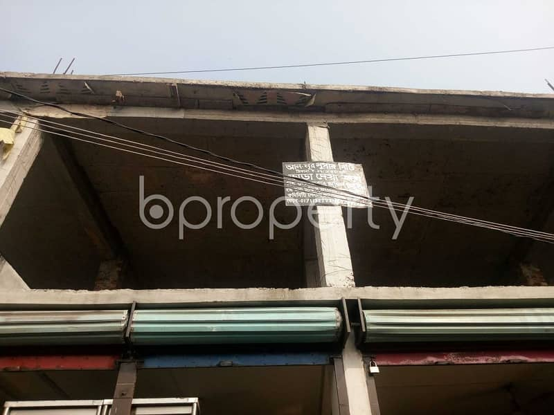Acquire This Shop Which Is Up For Rent In Kuril Near Kuratoli Bazar