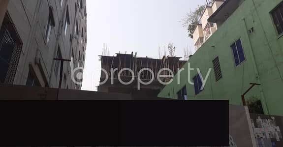 Start Your New Home, In This Flat For Sale In Dhanmondi ,Sher-E-Bangla Road.
