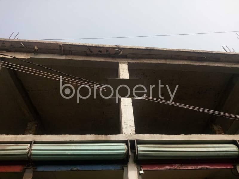 This Shop Is Up For Rent In Kuril Near Kuratoli Bazar
