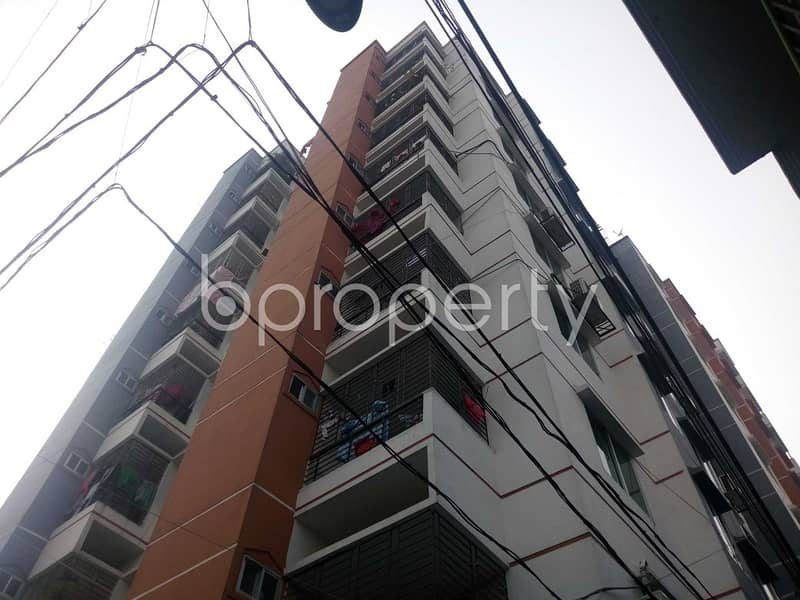 An Apartment Which Is Up For Sale At Khilgaon Near To Abdullah Jame Masjid