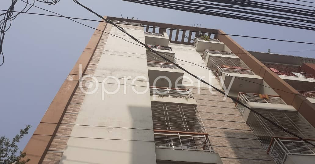 See This Apartment For Sale Located In Uttara Near To Uttara Hope Hospital & Diagnostic (Pvt) Ltd.